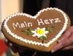 Herzerl-Mitzi Lebkuchenherz