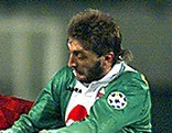 Eric Cantona und Trifon Iwanow