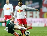 Red Bull Salzburg gegen den SV Ried