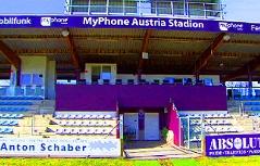 Austria Salzburg Fußball Stadion Maxglan