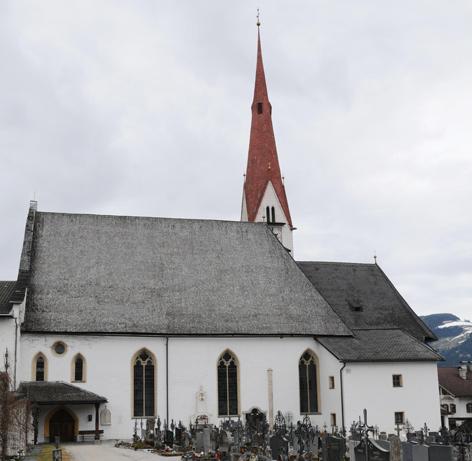 Pfarrkirche Fügen