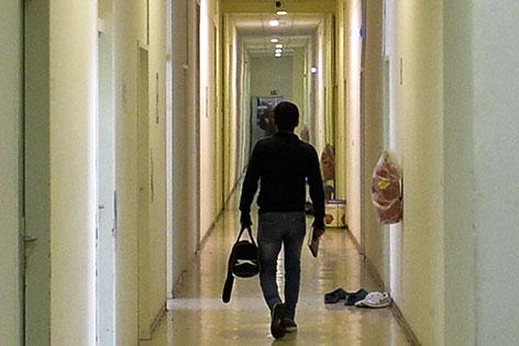 Flüchtlingsquartier in Wien