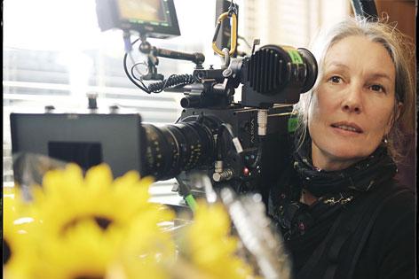 """Eva Testor - Kamerafrau und diesjährige Personale bei dem Festival """"FrauenFilmTage"""""""