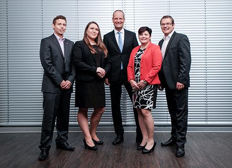 ORF NÖ Marketing Team 2015
