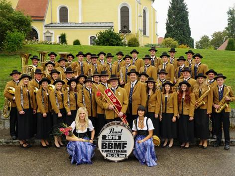 Musikkapelle Tumeltsham