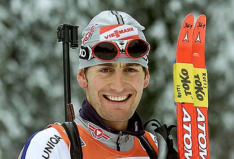 Wolfgang Rottmann ÖSV Biathlon