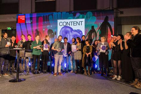 Content Award Vienna