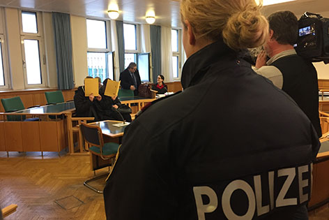 Prozess gegen die Eltern von Leonie