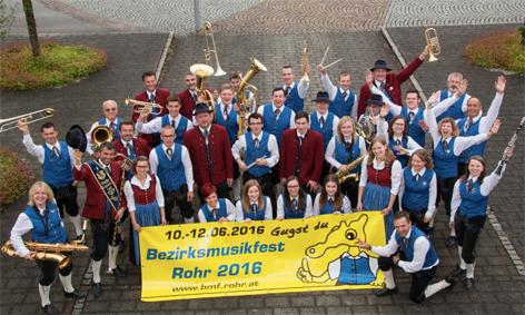 Musikverein Rohr im Kremstal