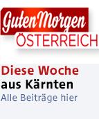 Guten Morgen Österreich Promobutton