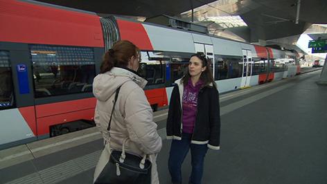 Bahnhof, Hauptbahnhof, Gleis
