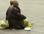 Bettlerin Bettler Betteln Bettelverbot Armut Arme arm