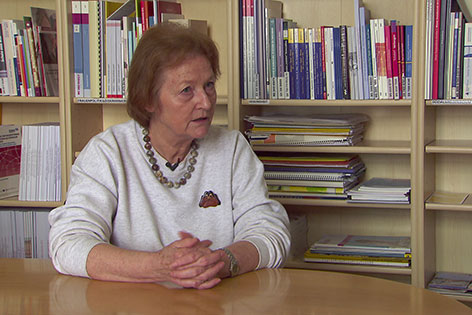 Gudrun Biffl Donau-Universität Krems Migration Expertin Radikalisierung