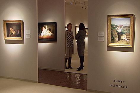 """Kunstmesse """"Art&Antique"""" in der Salzburger Residenz"""