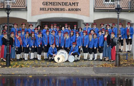 Musikverein Helfenberg