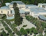 Kurpark in Baden