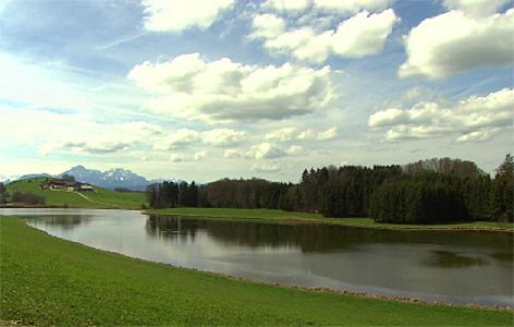 119 Plätze 119 Schätze Ragginger See