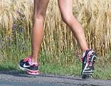 Joggerin Jogger Läuferin Läufer Laufen Joggen