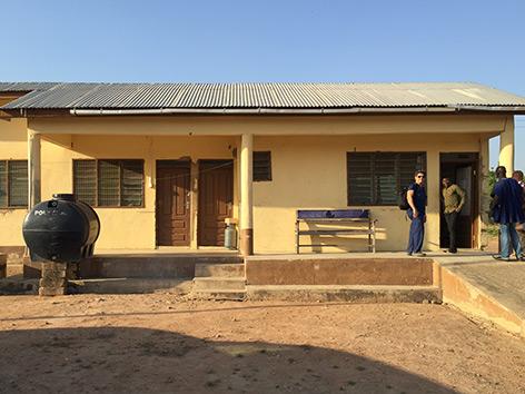 Hilfsprojekt LKH Wolfsberg Ghana
