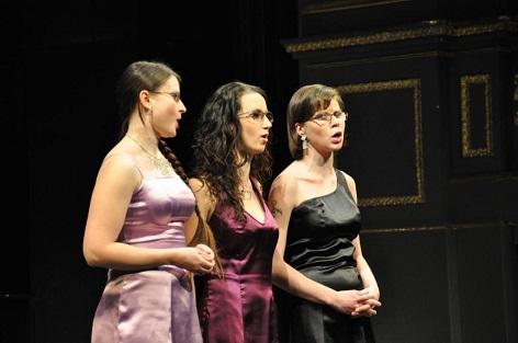 Koncert ve Stavovském divadle