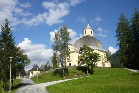 Alt-Böckstein, Knappen, Schwerttanz, Montanmuseum, Wallfahrtskirche