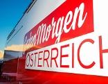 Guten Morgen Österreich Truck