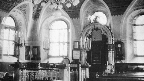 Synagoge Mattersburg