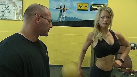 bodybuilder diät vor wettkampf