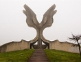 Spomin Jasenovac Hrvaška nekdanji kacet KZ ustaško koncentracijsko NDH