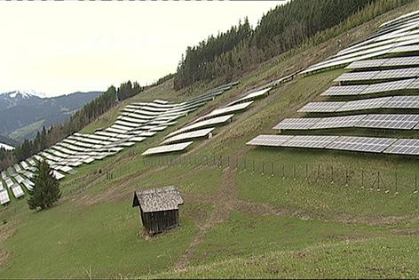 Solaranlage Flachau