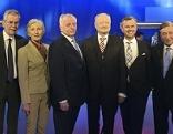 Alle sechs Kandidaten zur BP-Wahl