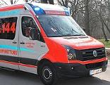 Berufsrettung Wien, Rettungsauto, Blaulicht, Einsatzfahrzeug, Unfall, Rettung