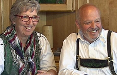 Ehepaar Schneeberger