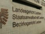 Gericht Leoben Justizanstalt Staatsanwaltschaft Adler Landesgericht