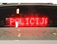 Policija avto stop