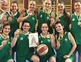 KOŠ ženska ekipa prvakinje Seher Mihi dekleta košarka