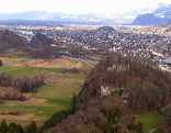 Koblach Schweizer Rheintal