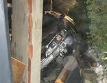 Unfall Pischeldorf Betrunkener Gartenhäuser Stromverteiler