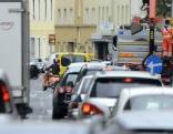 Wien Verkehr Stau