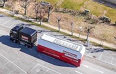 """Der """"Guten Morgen Österreich""""-Truck"""