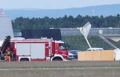 Flugzeugabsturz in Niederösterreich