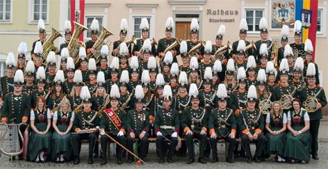 Bürgergarde-Musikkapelle Haslach
