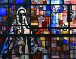 Kirchenfenster Feldkirch Levis