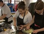 Kochkurse für Lehrlinge
