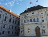 Präsidentschaftskanzlei Wien Hofburg