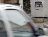 Radarbox und Auto