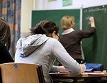 Unterricht an einer Schule