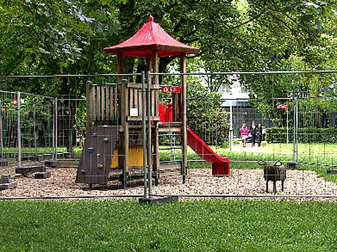 Spielplatz im Hessenpark