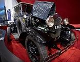 Cabrio von Alban Berg im Technischen Museum