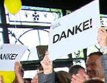 Nach der Stichwahl, Grüne feiern, FPÖ analyisert